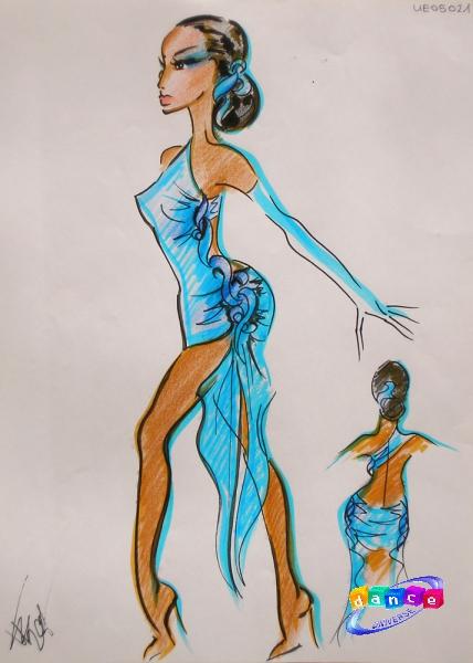 картинки платьев эскизы: