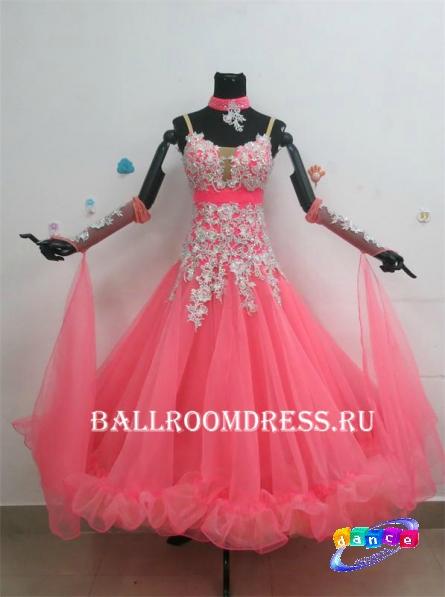 Платья для бальных танцев стандарта