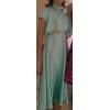 Бальное платье из натурального шелка