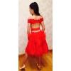 бальноспортивное платье