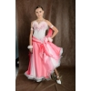 Продам элегантный нежный бело-розовый стандарт