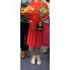 Продаю рейтинговое платье для бальных танцев на девочку 128-134