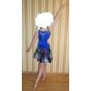 Платье Латина Ю-2,   молодеж