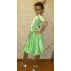 Платье рейтинговое для бальных танцев (дети 1,        2)