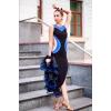 Шикарное платье латина новое