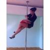 Pole-dance для начинающих!