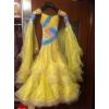 Бальное платье юниор 1