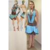 Дизайн и профессиональный пошив костюмов для бальных танцев.