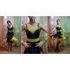 Платье дла бальных танцев Латина