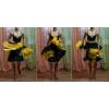 Платье для латиноамериканской программы размер 36 рост 152