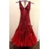 Продам платье для бальных танцев по стандарту