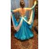 продам танцевальное платье стандарт