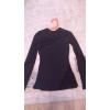 рубашка черная латина Юниоры-1