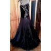 Шикарное стандартное платье