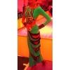 Яркие платья для латины