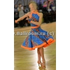 Продам платье латина Ю1