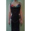 Оригинальное платье латина