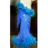 Платье для бальных танцев Латина Ю-2,    продается