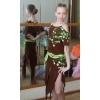 Платье для бальных танцев Ю1 латина