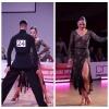 Платье для латиноамериканской программы танцев,  42-46