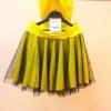 Платье Латина (Желтое,  размер 30)