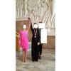 платье стандарт и латина Ю1