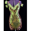 Продам платье для латино-американской программы