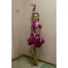 Продаю дизайнерское платье для бальных танцев La Ю1