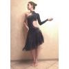 Платье для бальных танцев латина юниоры-2