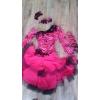 Платье для бальных танцев-латина рост 140-152