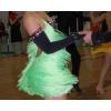 Продам очень красивую конкурсную латину для бальных танцев!