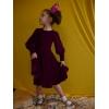 Рейтинговое платье для девочки 5-6 лет
