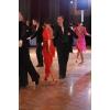 Красное платье La