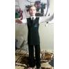 Ю-1 стандарт и латина на худенького мальчика рост 162