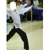"Шикарная дорогая рубашка ""латина"" бальные танцы Ю2"