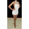 Шикарное белое платье La !    (Недорого)