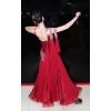 Шикарное новое платье для стандарта бордового цвета!   Новая цена!