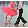 Шикарный ярко-розовый бейсик на рост 130-135 см