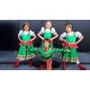 танцевальные костюмы на 3х девочек и сапожки