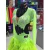 Продается яркое латинское платье